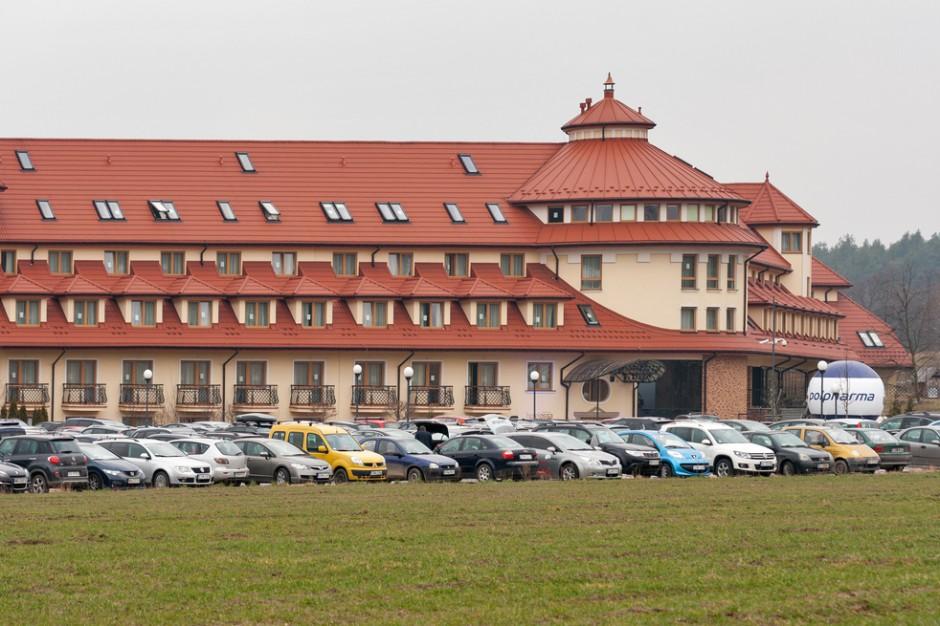 Hotel Ossa do wzięcia