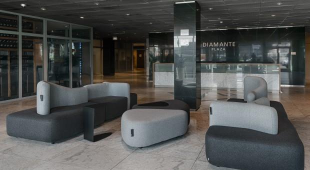 Urząd Miasta Krakowa w gronie najemców Diamante Plaza