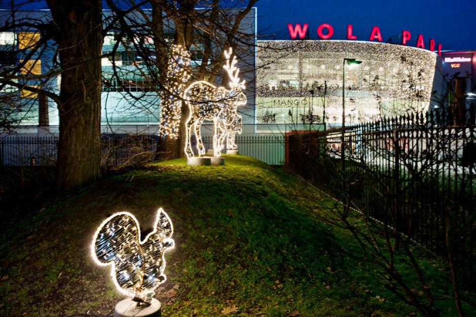 Świąteczne atrakcje w Wola Park