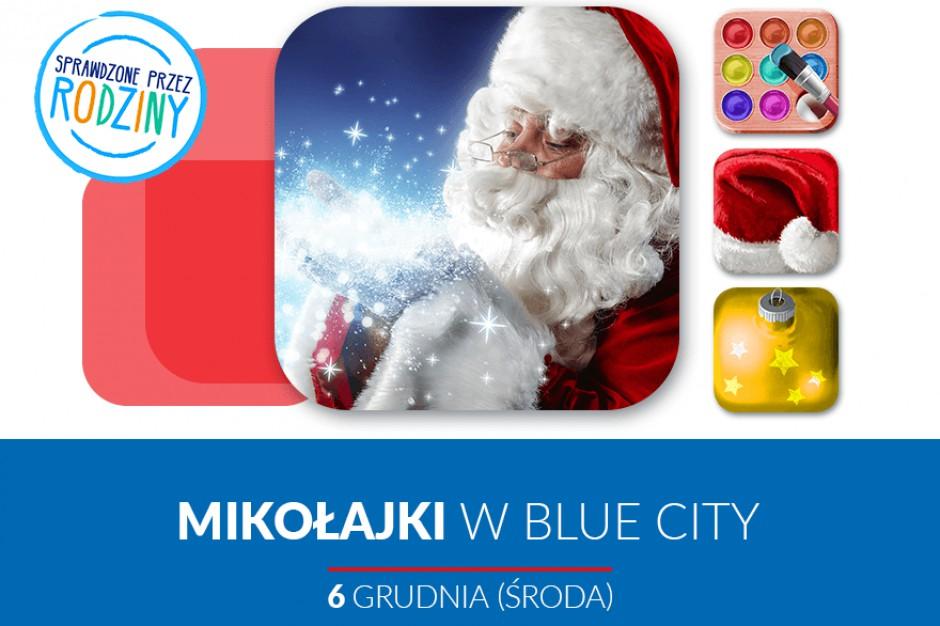 Święty Mikołaj odwiedzi Blue City