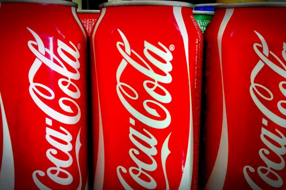 Zmiana warty w Coca-Coli