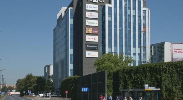 Krakowski biurowiec zmienia właściciela