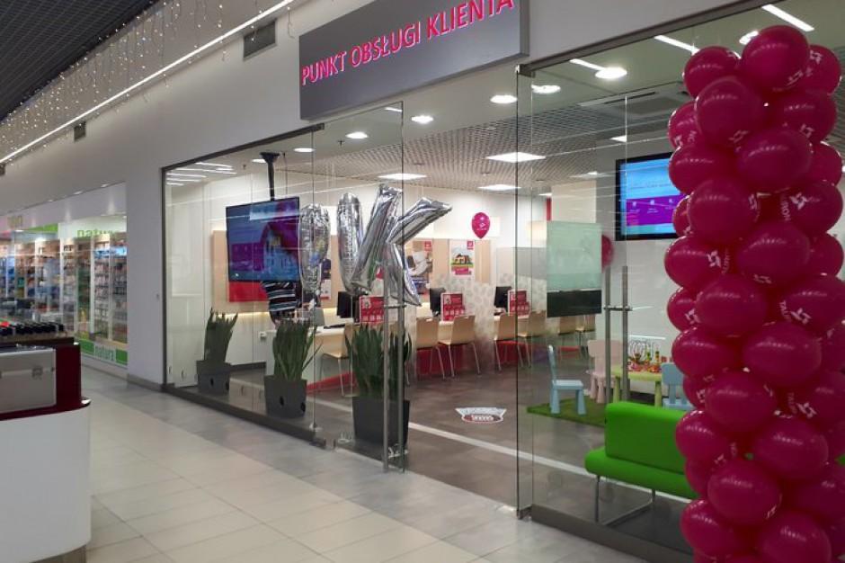 Tauron  w kolejnym centrum handlowym Carrefour
