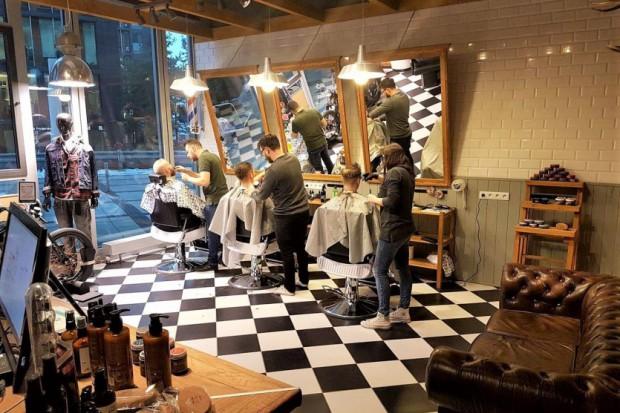 Hop-Chop Barber Shop idzie na podbój galerii i biur