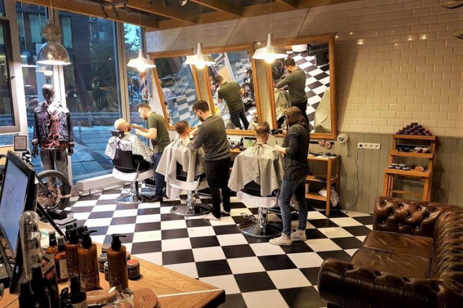 Hop-Chop Barber Shop, czyli golenie brzytwą po królewsku