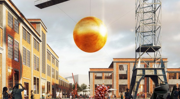 Jak będzie wyglądać Młode Miasto? O przyszłości zabudowy