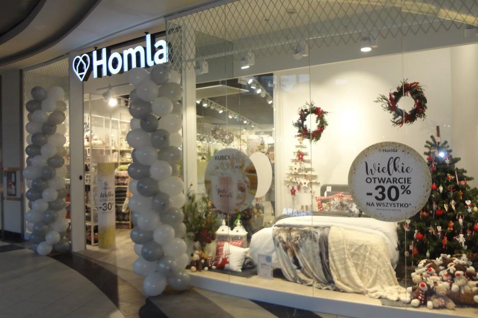 Salon Homla Zagościł W Poznań Plaza Centra Handlowe