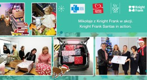Knight Frank w świątecznym nastroju