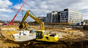Zaglądamy na plac budowy Business Garden Wrocław