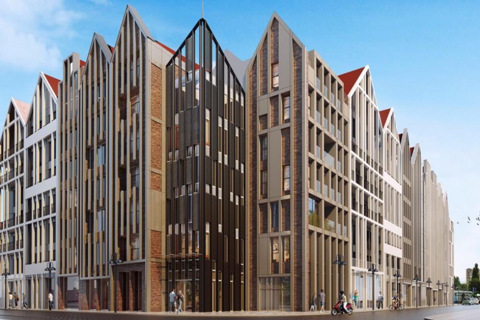Grano Residence w stylu art déco. Dekpol ma zielone światło na budowę hotelu i apartamentów w sercu Gdańska
