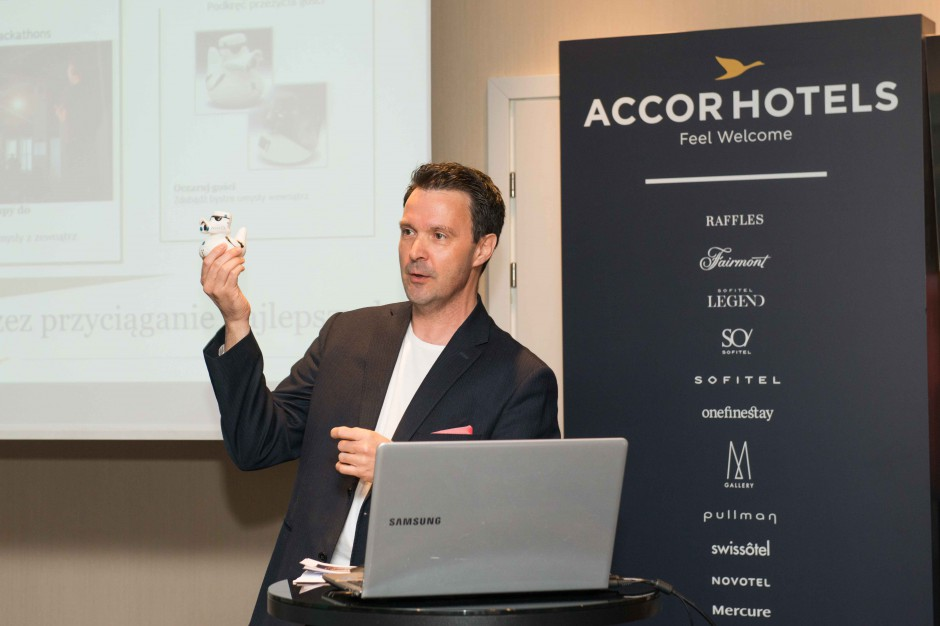 AccorHotels stawia na start-upy