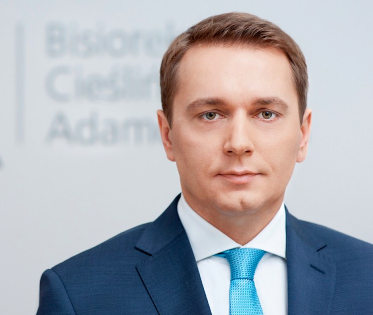 Michał Bisiorek, adwokat i wspólnik Kancelarii BCLA Bisiorek, Cieśliński, Adamczewska i Wspólnicy