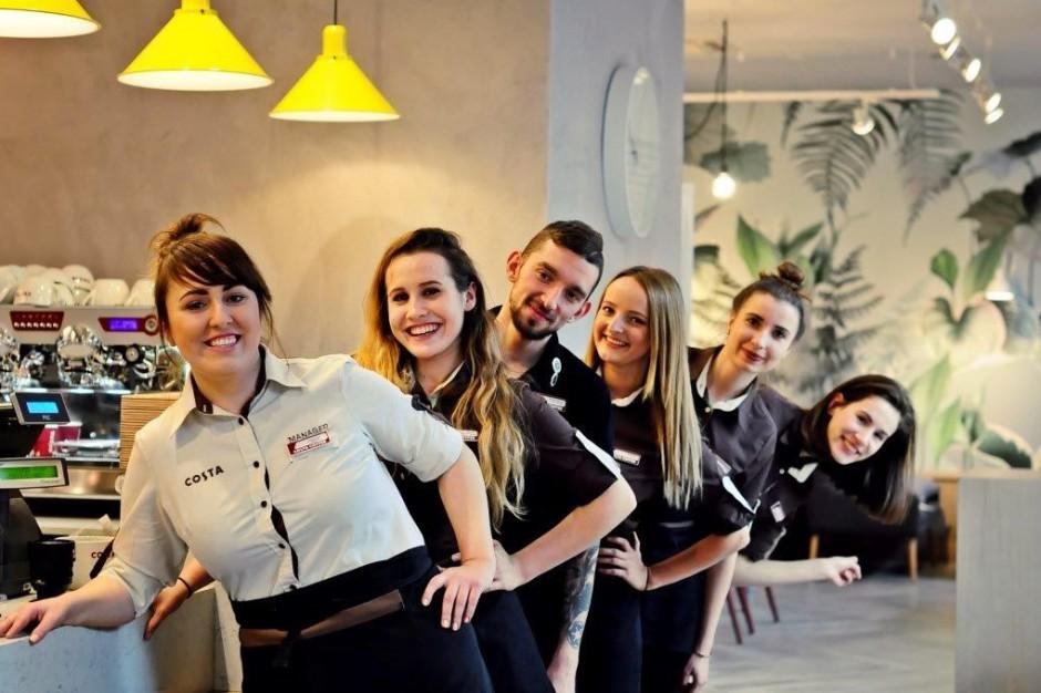 Costa Coffee wybiera lokalizację blisko studentów