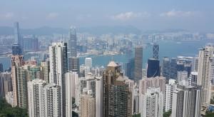 Hongkong wyprzedza Londyn - tam są najdroższe biura świata
