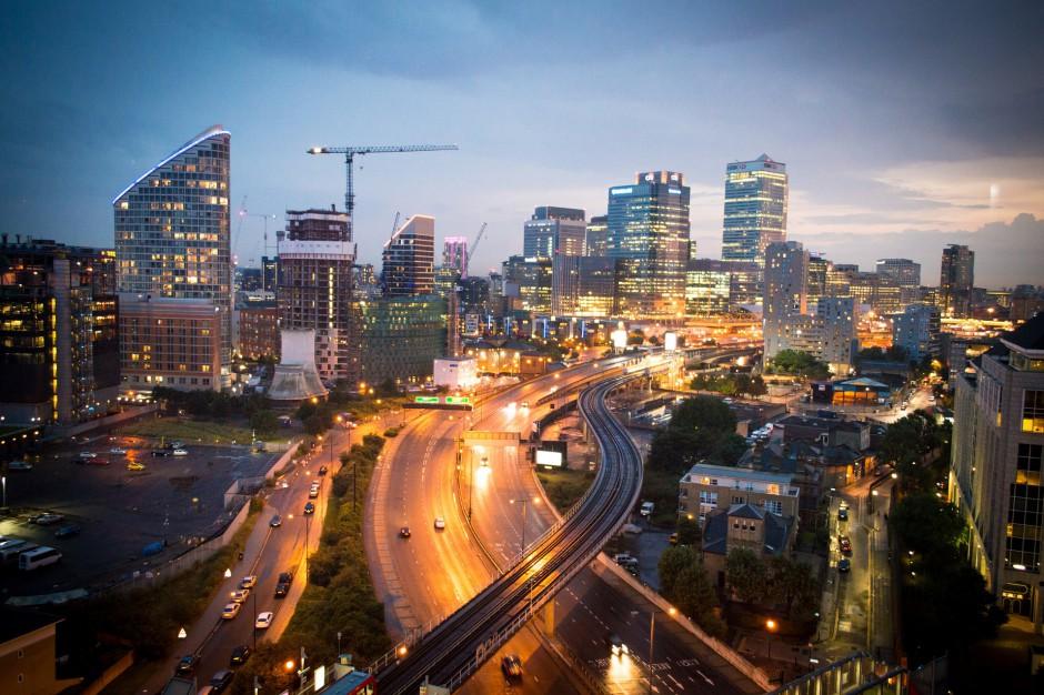 """Skanska będzie """"budować miasta"""""""