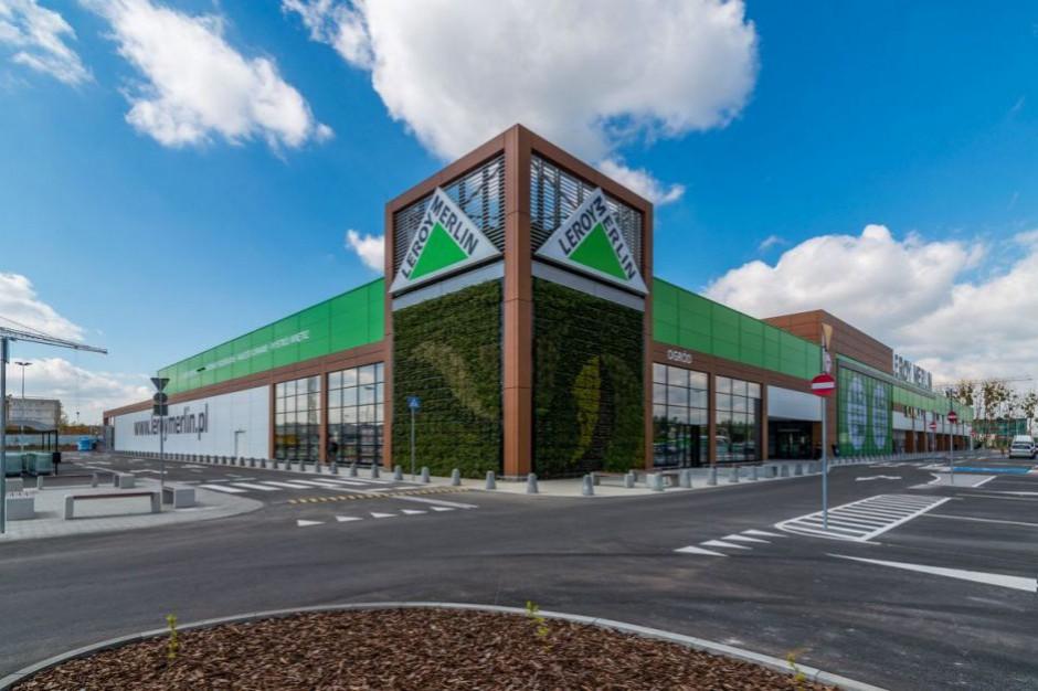 Nowy market Leroy Merlin powstanie w Wieliczce