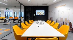 Kolorowo i energetycznie - Tétris przygotował biuro dla kalifornijskiej spółki