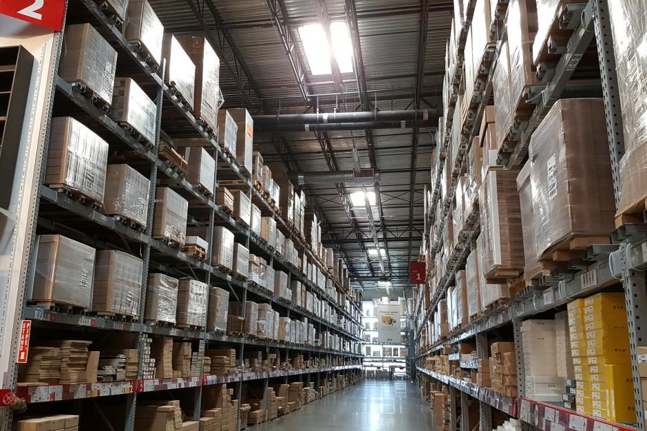 Ikea inwestuje w centrum dystrybucji