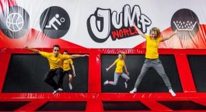 JumpWorld. Trampoliny pilnie poszukiwane