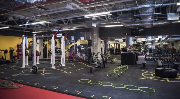 Just Gym wchodzi do M1