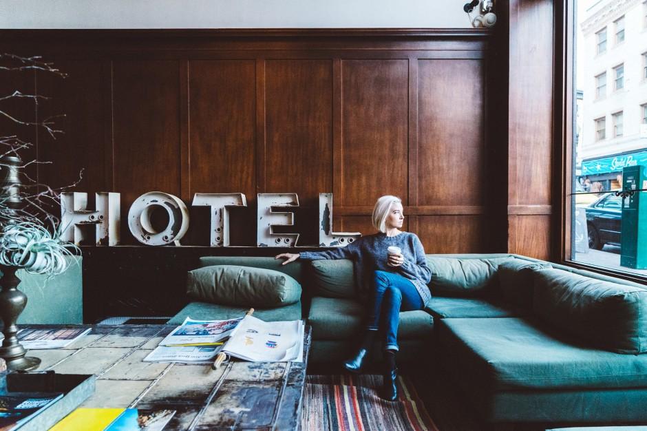 Hotelowy budynek idzie pod młotek