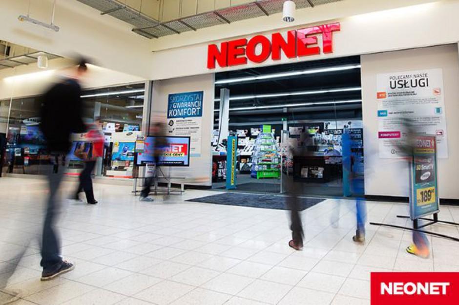 Neonet się rozkręca - 30 sklepów na start