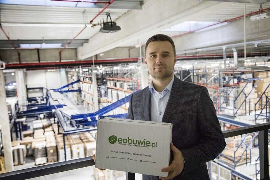 Ruszyła pierwsza przymierzalnia eobuwie.pl. W planach sieć w centrach handlowych