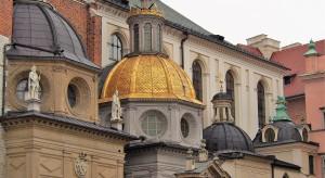 Szturm turystów na Wawel