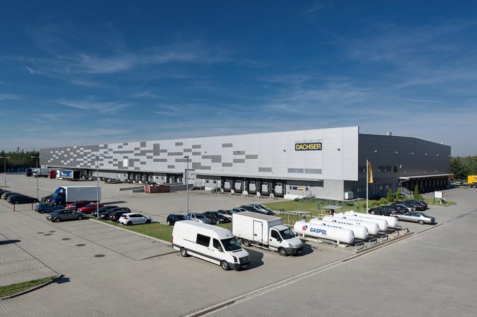 Światowy logistyk rozgościł się w Śląskim Centrum Logistycznym