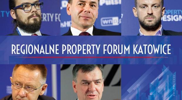 Inwestorzy, deweloperzy, architekci, eksperci. Wyjątkowa edycja Property Forum Katowice już za miesiąc!