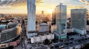 Biurowa Warszawa atrakcyjniejsza od regionów
