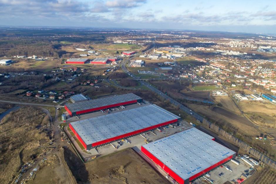 Są już pierwsi najemcy Centrum Logistycznego Gdańsk Kowale VI