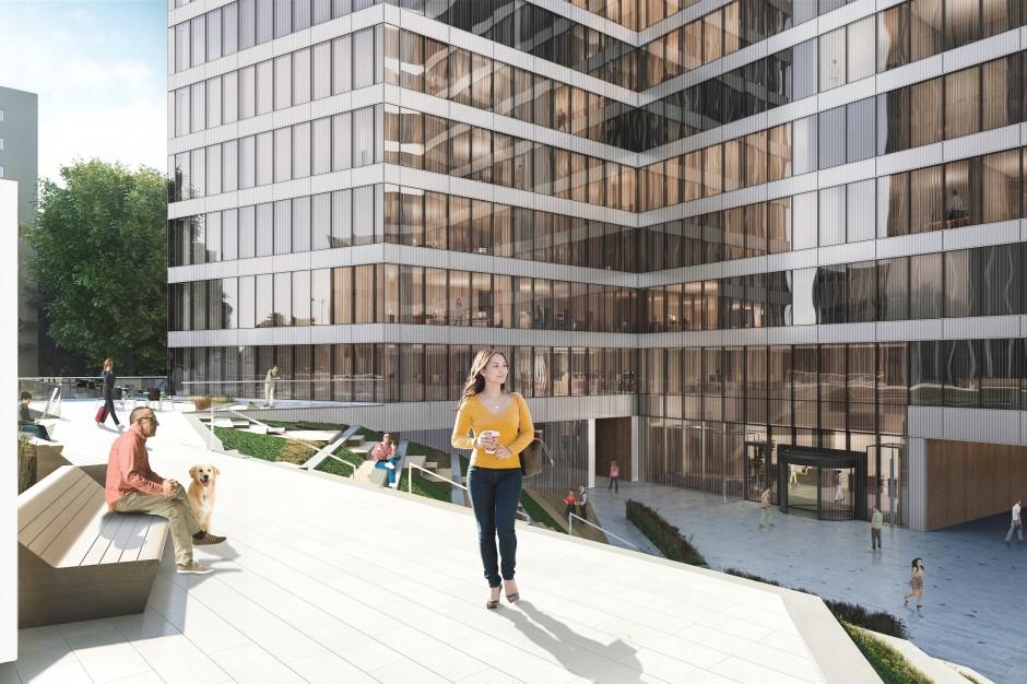 Eko rewolucja w budownictwie. Skanska wprowadza samowystarczalne energetycznie biurowce