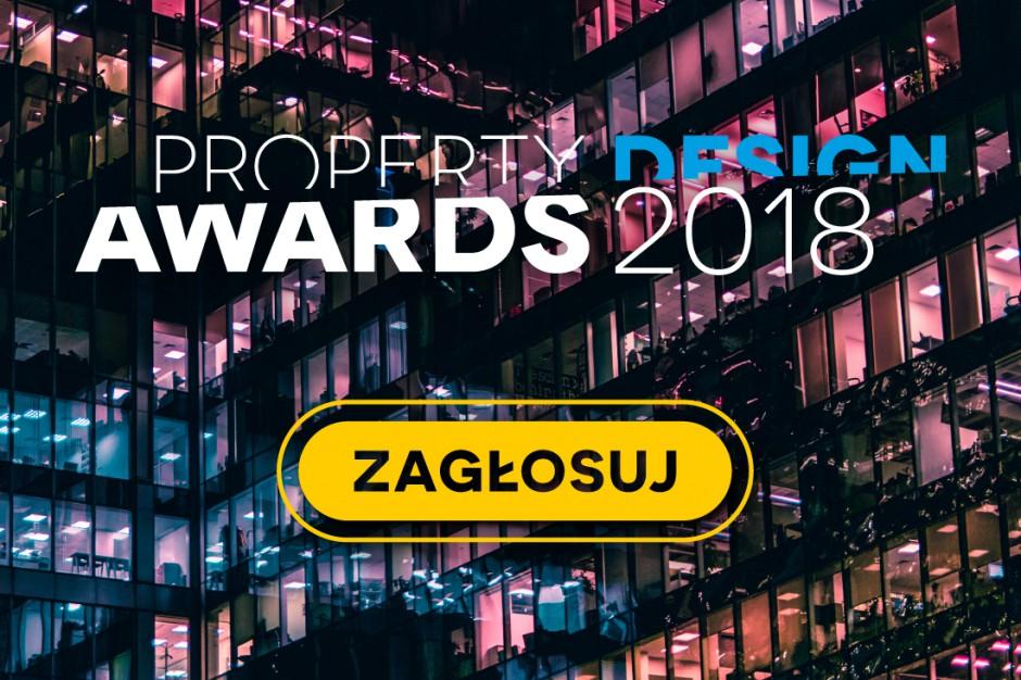 Property Design Awards 2018 - zagłosuj