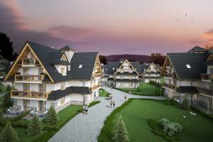 Aparthotelowe włości w Białce Tatrzańskiej już w sprzedaży