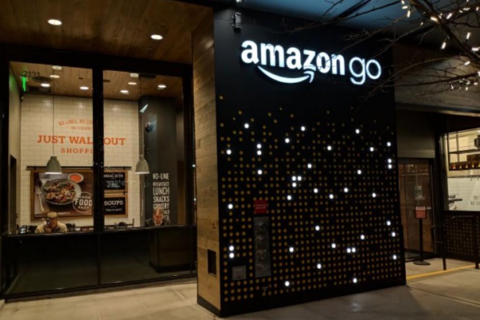 Sklep naszpikowany technologią - pierwszy taki Amazon Go