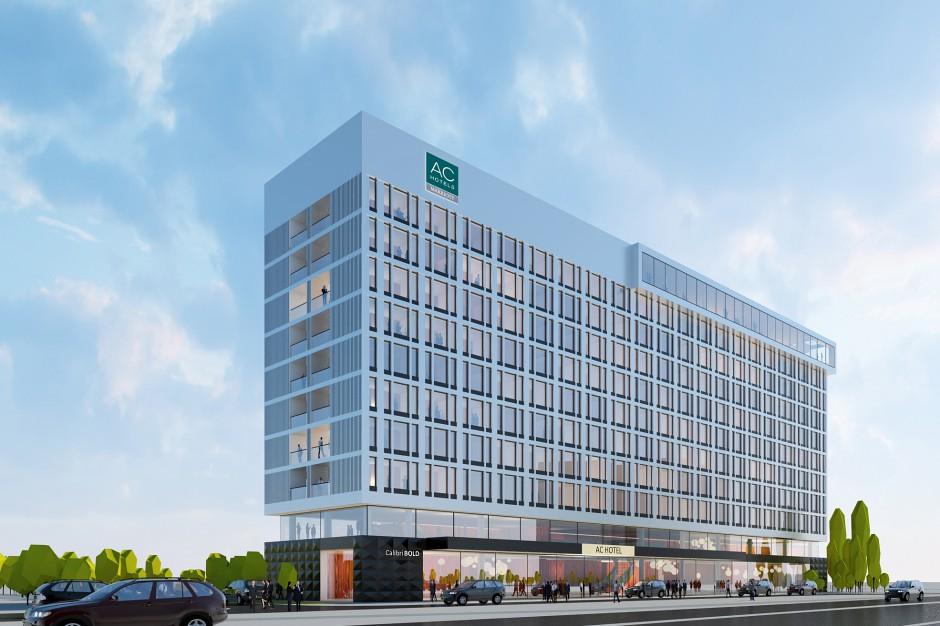 Hotelarski debiut na stołecznym rynku. Wkrótce otwarcie AC Hotels by Marriott