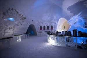 """Tak wygląda wnętrze lodowego hotelu dla fanów """"Gry o tron"""""""