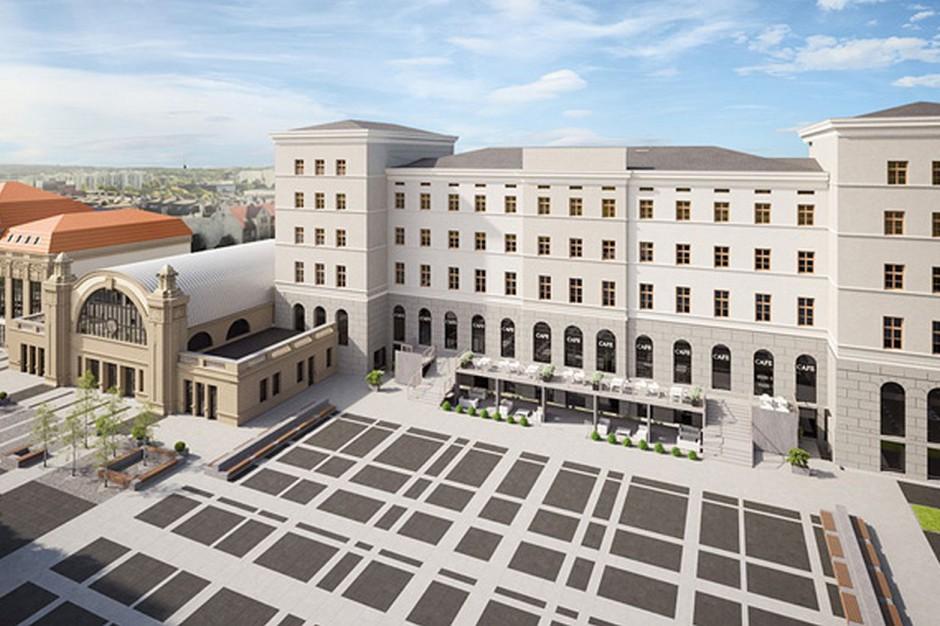 Stary Dworzec w Katowicach będzie jak nowy