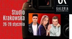Studio Krakowska z gwiazdami Youtube'a
