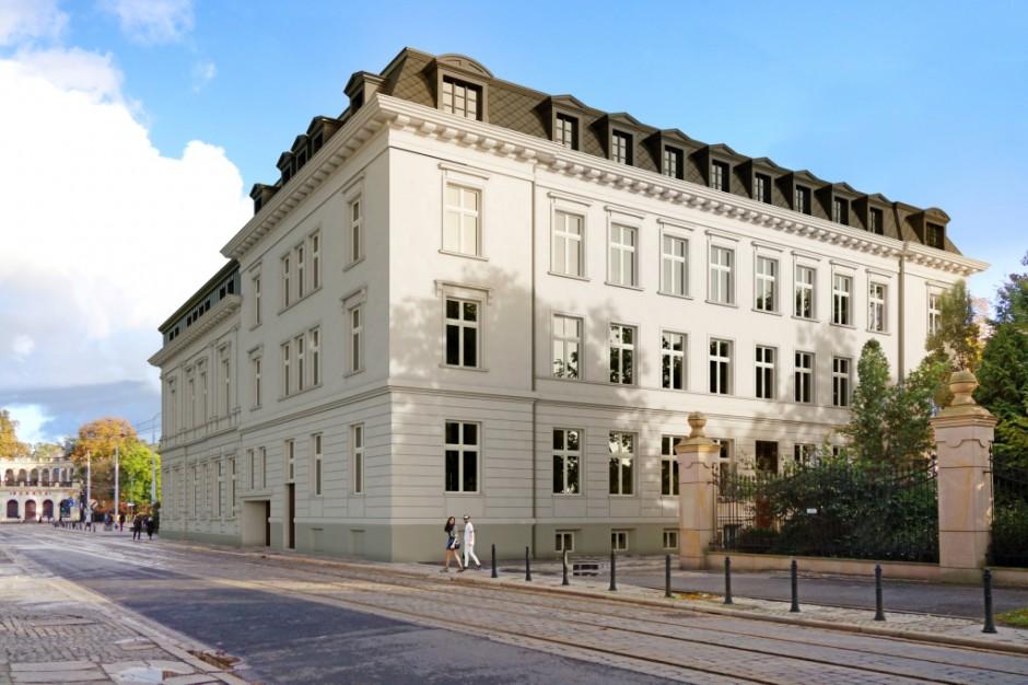 Pięciogwiazdkowy hotel w zabytkowym pałacu. Torus inwestuje we Wrocławiu
