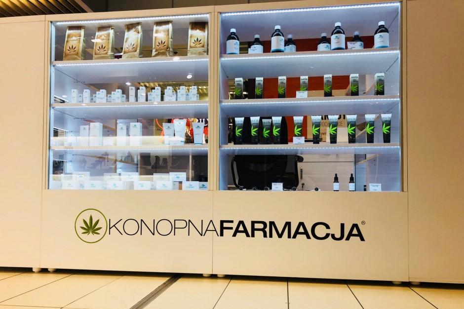 Konopna Farmacja wkracza do Arkad Wrocławskich