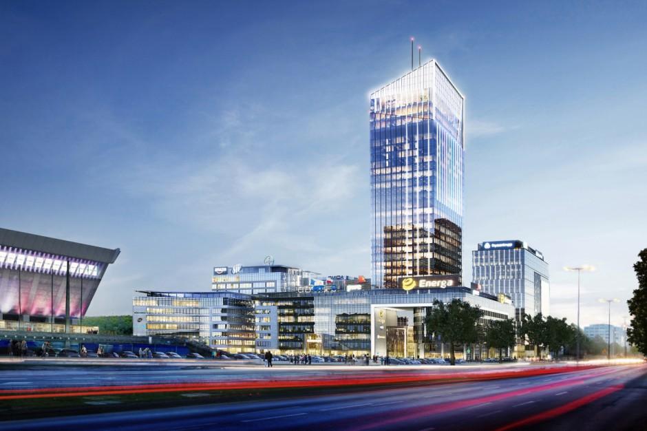 Rusza kolejna inwestycja Olivia Business Centre