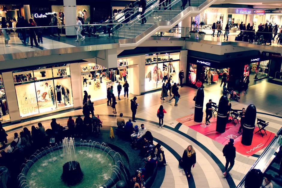 Centra handlowe ewoluują