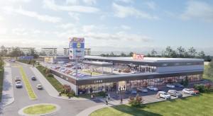 W Krakowie rośnie nowe centrum
