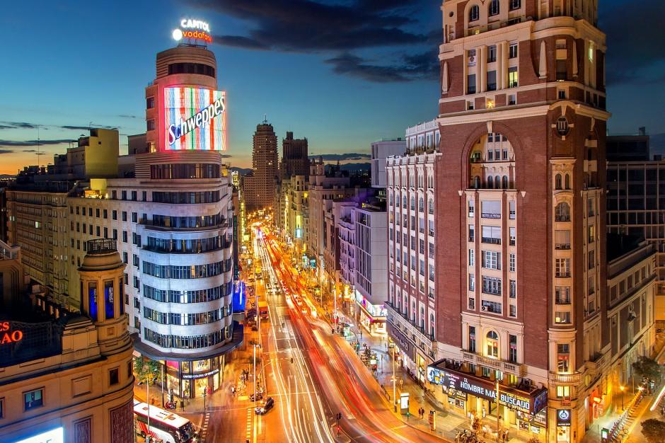 Madryt mówi nie dla nowych miejsc noclegowych