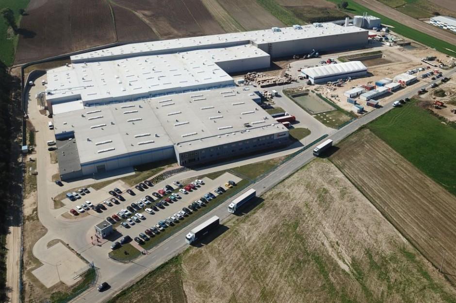 Zakład produkcyjny koło Gostynia jak nowy. Strabag po budowie i modernizacji