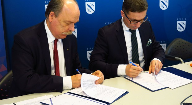 W Rybniku powstanie ogromne centrum logistyczne. Miasto podpisało umowę z PKP