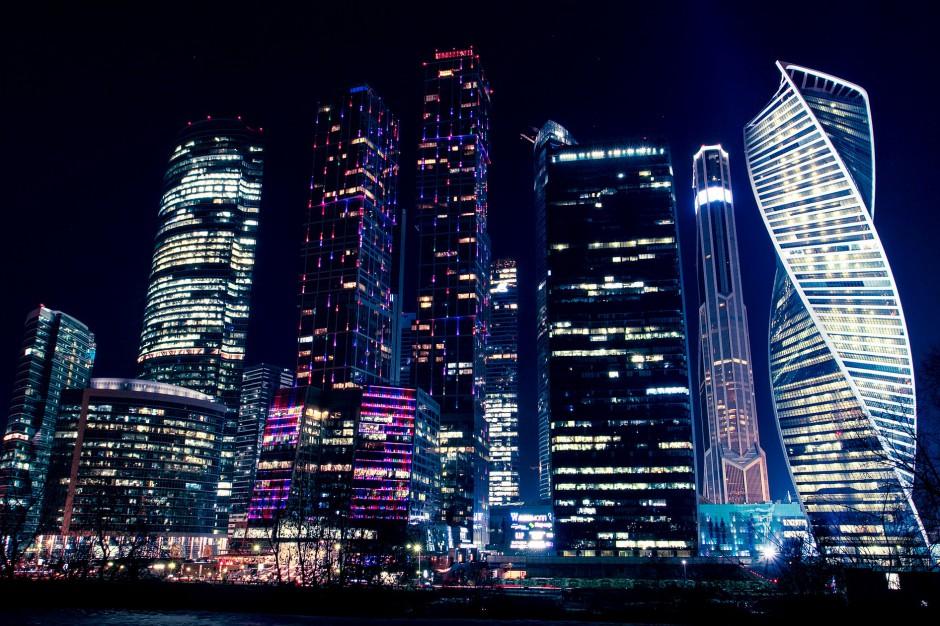 Moskwa z rekordem. To najlepszy czas na rynku biurowym od pięciu lat