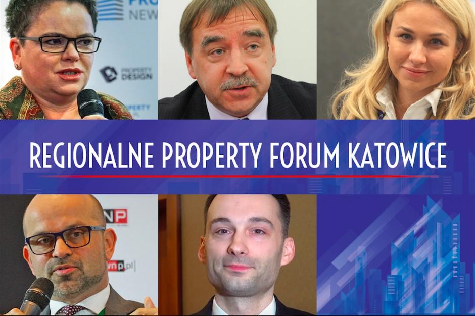 Inwestorzy, deweloperzy, architekci, eksperci. Przed nami wyjątkowa edycja Property Forum Katowice!